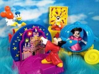 全新 絕版 1997 麥當勞 McDonalds Disney 25th anniversary