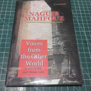 Voice from the other world naguib mahfouz