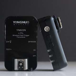 Yongnuo YN622N | Nikon Mount