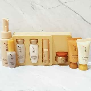 SULWHASOO 8 ITEM NEW SET TERLENGKAP