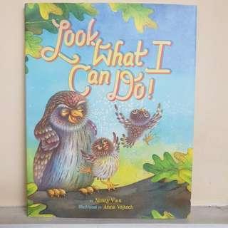 BUKU ANAK : Look What I Can Do
