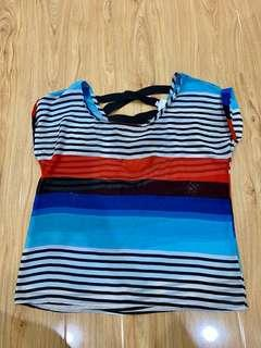Stripes cover up