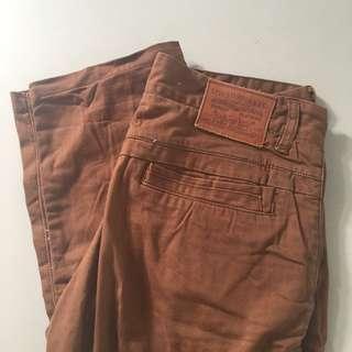 levis chino pants celana size 29-30