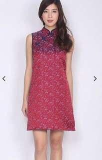 🚚 BN TDC Mieth Oriental Texture Cheong Sam
