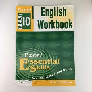 Excel English workbook