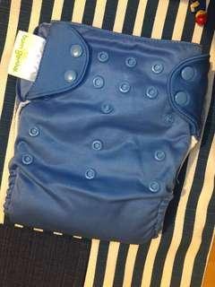 Bum Genius Cloth Diaper - Moonbeam