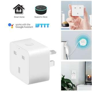 Wifi SmartPlugs 16A works with Amazon Alexa and Google Home