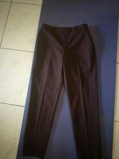 Uniqlo 西裝褲