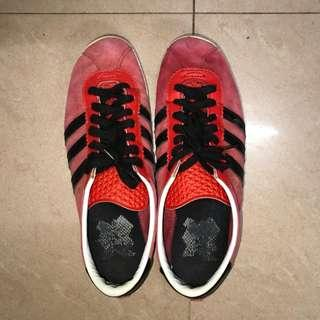 "ADIDAS Gazelle ""Olympic London 2012"" special edition size 44.5"