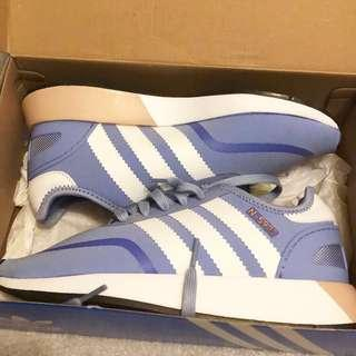 NEED GONE adidas n-5923 originals shoes in chalk blue and white