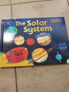 🚚 The Solar System board book