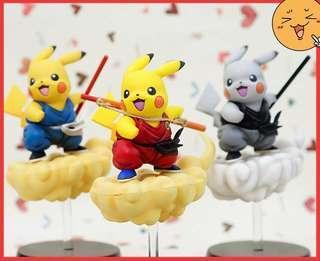 Dragonball Pikachu