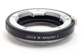 🚚 Leica M to L Adapter