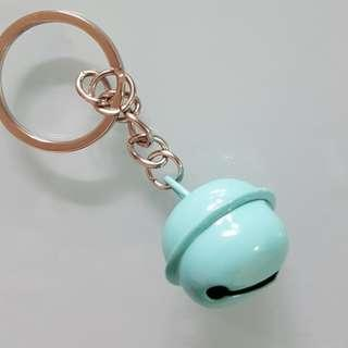 藍色噹噹鎖匙扣