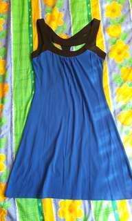 🚚 Blue dress (Size S)