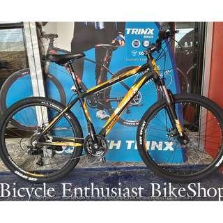 2018 Keysto KA008 26 Alloy Mechanical Mountain Bike MTB Sunrun Components Bike Parts Biking Phantom Trinx Bikeshop