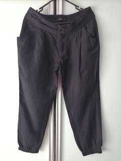 Soft Linen Jogger Pants