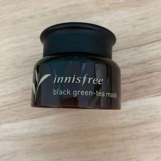 🚚 Innisfree Black Green-Tea Mask