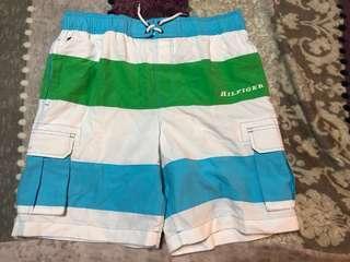 🚚 (全新)Tommy 男童海灘短褲 尺寸16