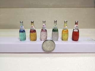 Miniature Chia drinks