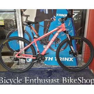 2018 Keysto Xtreme 29 Mountain Bike MTB Bicycle Sunrun Components Hydraulic Alloy Trinx Phantom