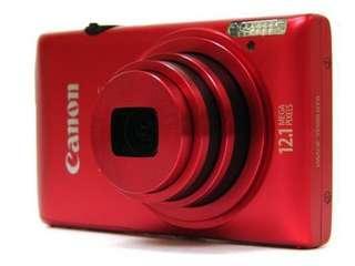 Canon Ixus 220 HS camera.  Mint condition