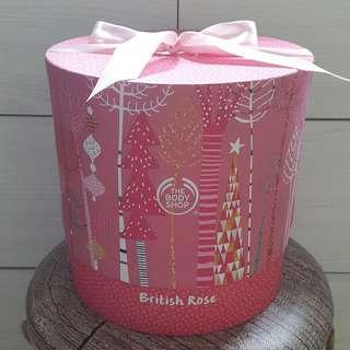 The Body Shop - British Rose Gift Package