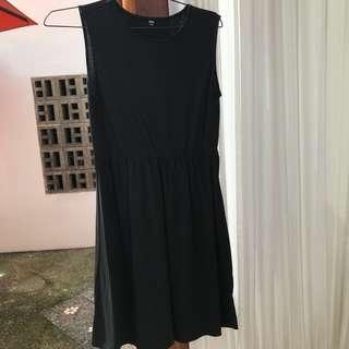 T-Shirt Dress Sleeveless Uniqlo