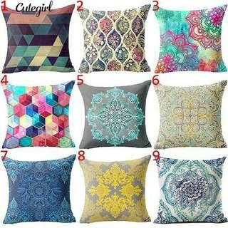 🚚 🔴3 for $10🔴Cushion Covers