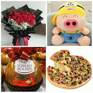 Grqnd Bouquet Package