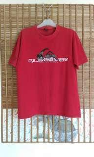 Quicksilver T Shirt #MFEB20