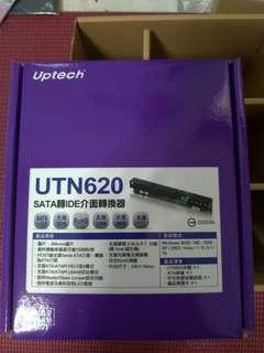 🚚 送咖啡 SATA 轉 IDE 介面轉換器 UTN620 電腦用 全新 硬碟 SSD