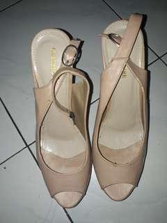 Claymore heels