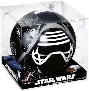 Star Wars 黑色錢罐 玩具 模型 擺設 日本 toy 生日禮物 交換