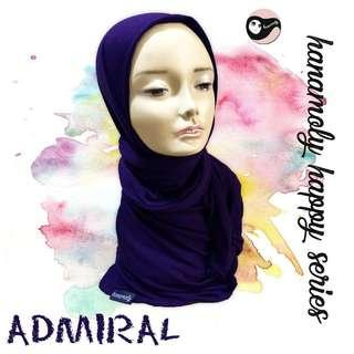 🚚 Jersey shawl (admiral blue)