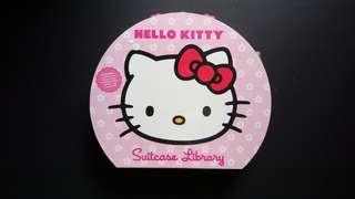 Hello Kitty suitcase library