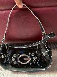 Orig Guess Black Mini bag
