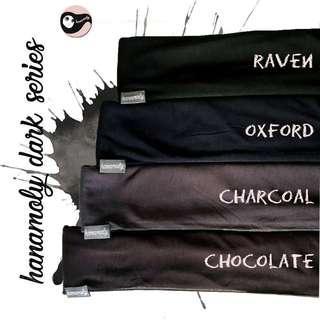 🚚 Jersey shawl (dark series)