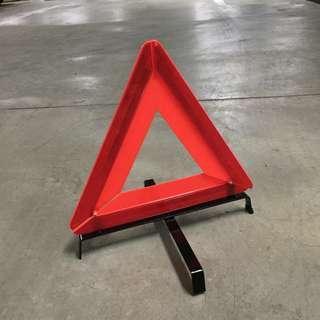 BN Breakdown triangle sign