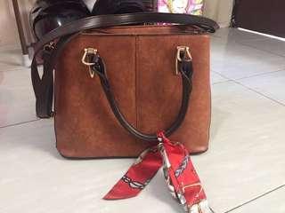 Hand bag / tas kerja
