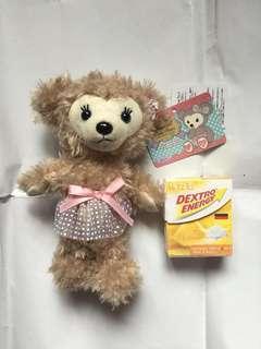 Classic cute bear amuse Monkey 毛公仔 冒險樂園 猴子🐒