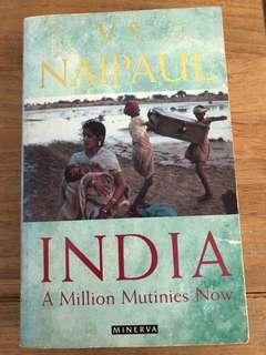 India Novel - VS Naipaul