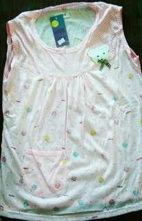 Brand New Cotton Top and Short Sleepwear