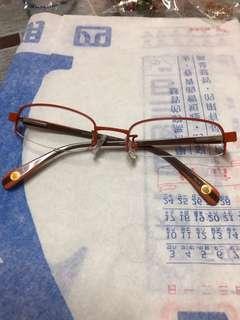 🚚 空的眼鏡框