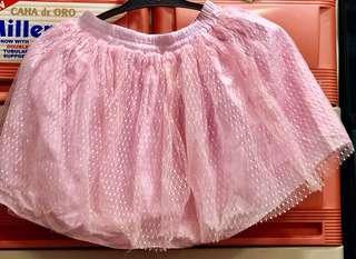 Great Kids Tutu pink skirt