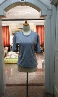 H&M embellished tshirt