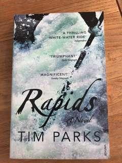 Rapids by Tim Parks