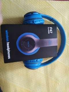 全罩式藍牙耳機