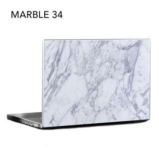 Laptop Skin / Laptop Sticker / Marble