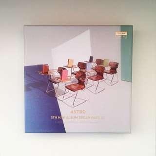 🚚 [wts] astro dream part 02 album
